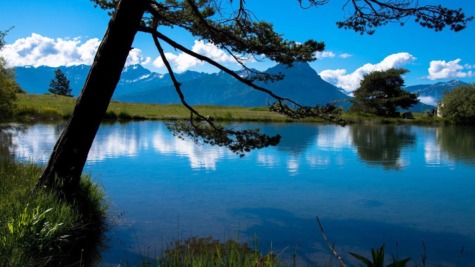 Lac de Saint-Appolinaire. Foto: Tanja Midgartson