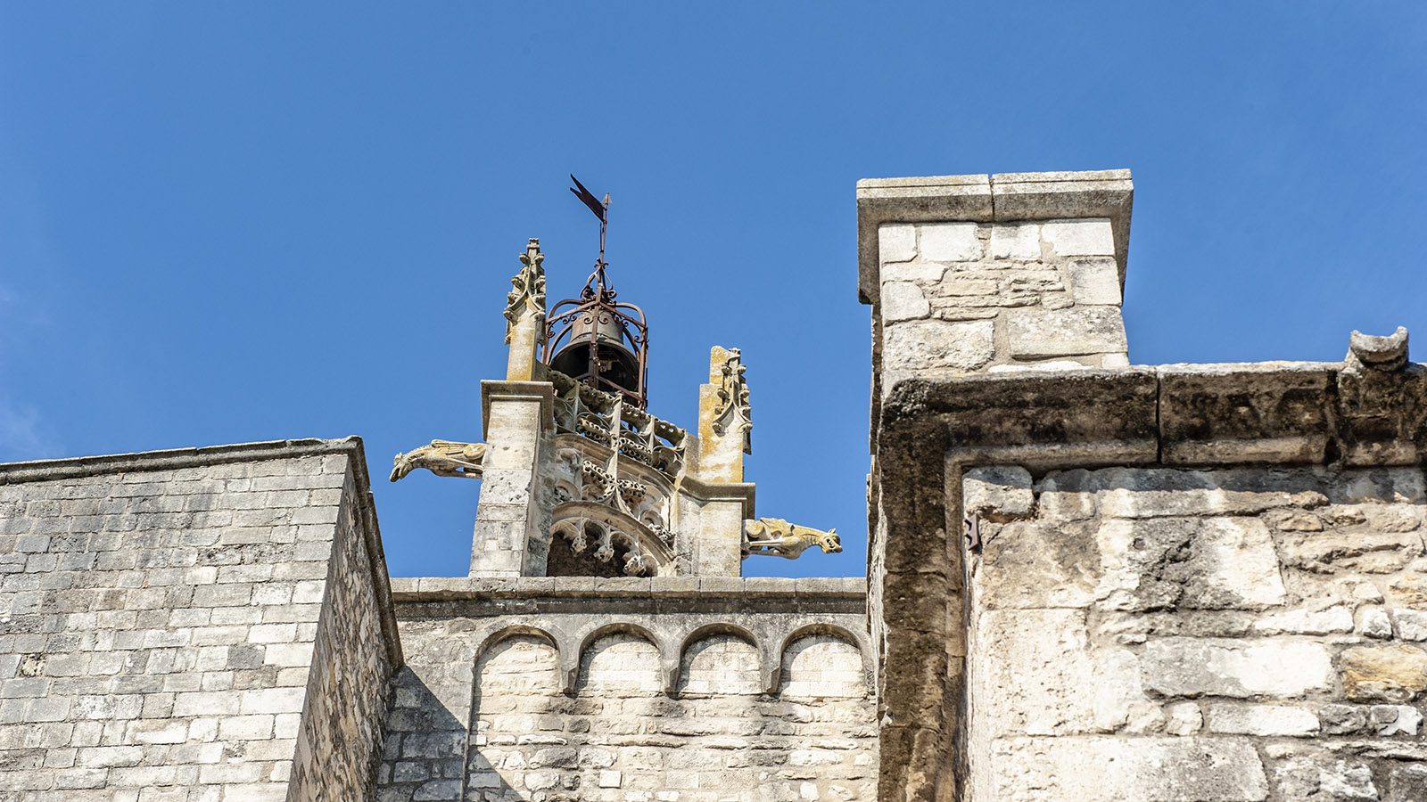 Bourg Saint-Andeol_Pfarrkirche_Detail_credits_Hilke Maunder