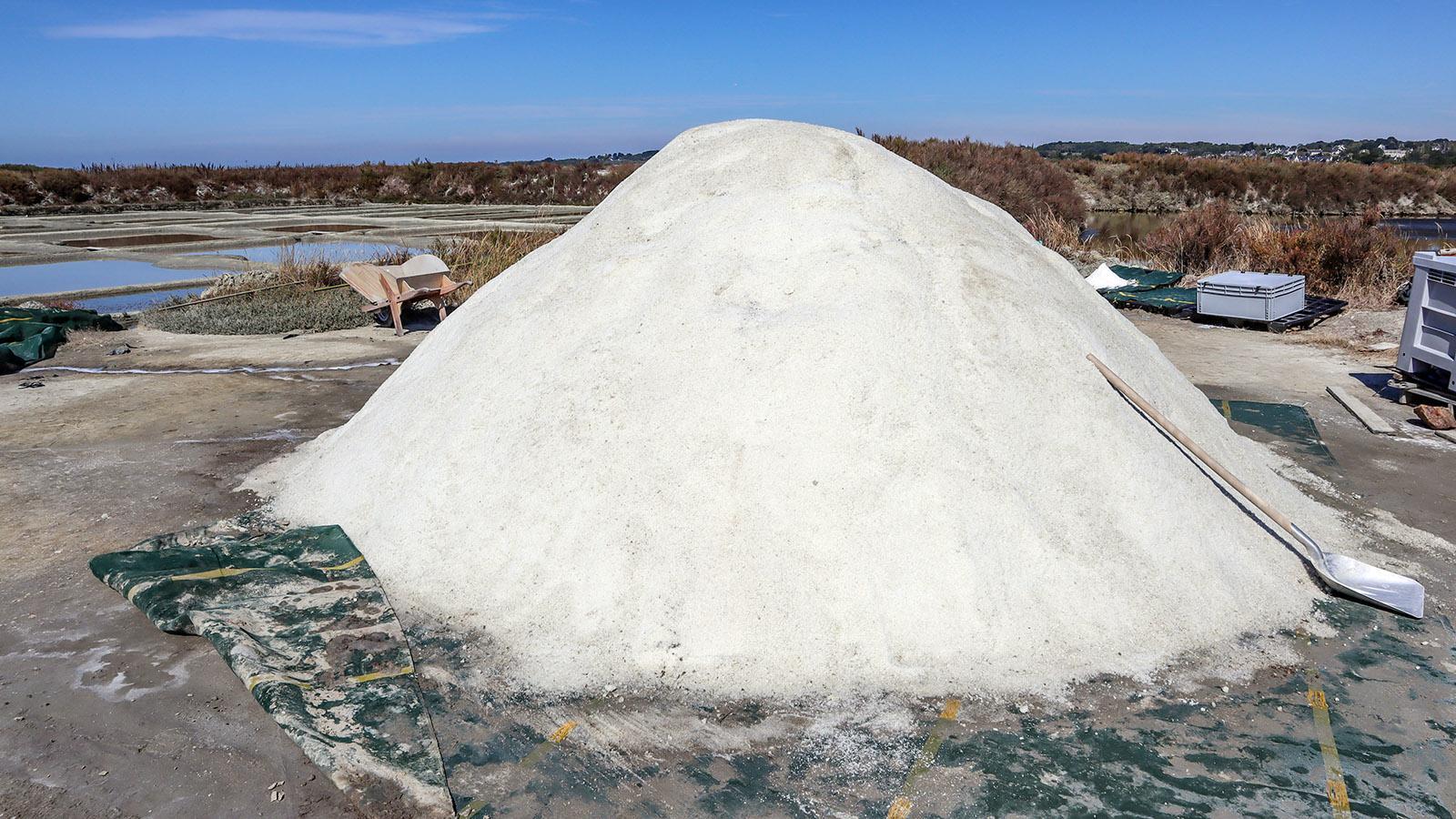 Das Salz der Guérande. Foto: Uschi Hennen