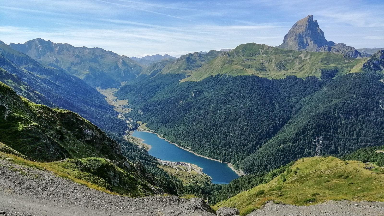 Bergsee in der Auvergne. Foto: Renée Pausch