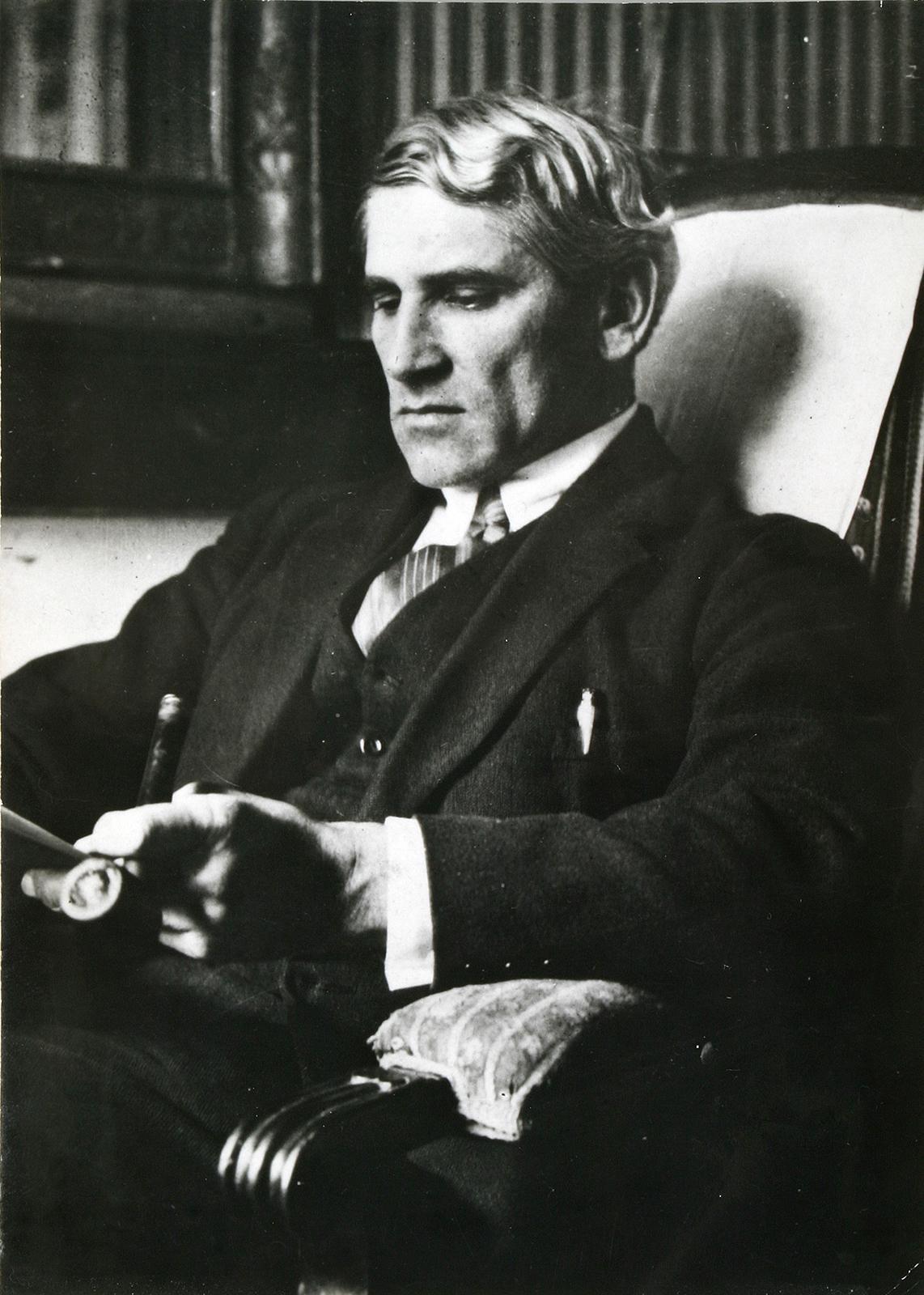 Portrait von Otto Freundlich, anonym, um 1925 © Archives Musée de Pontoise, DR