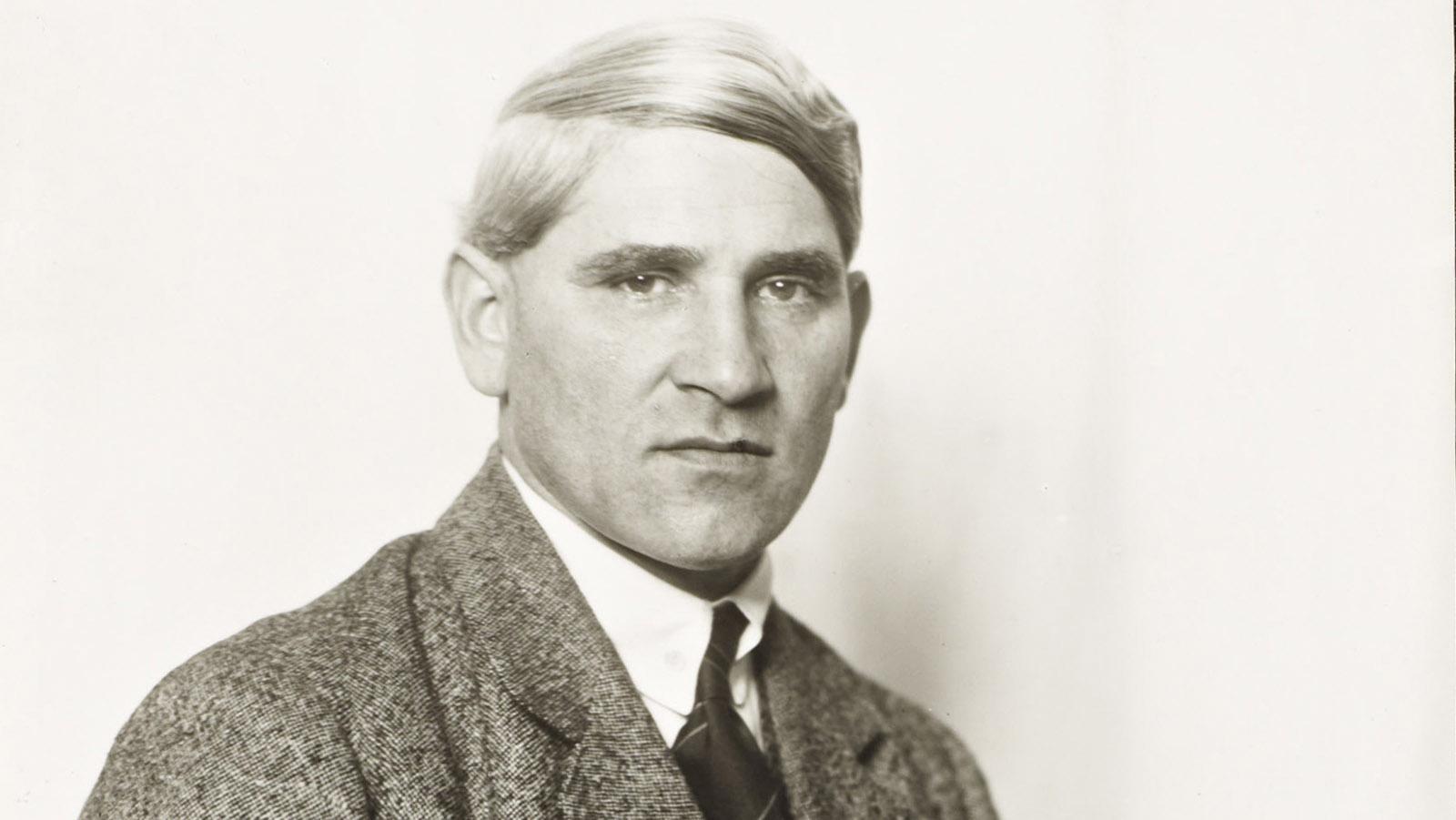 Otto Freundlich, aufgenommen von August Sander (1876-1964) © Tate © Die Photographische Sammlung/SK Stiftung Kultur-August Sander Archiv, Köln/Adagp, Paris 2020