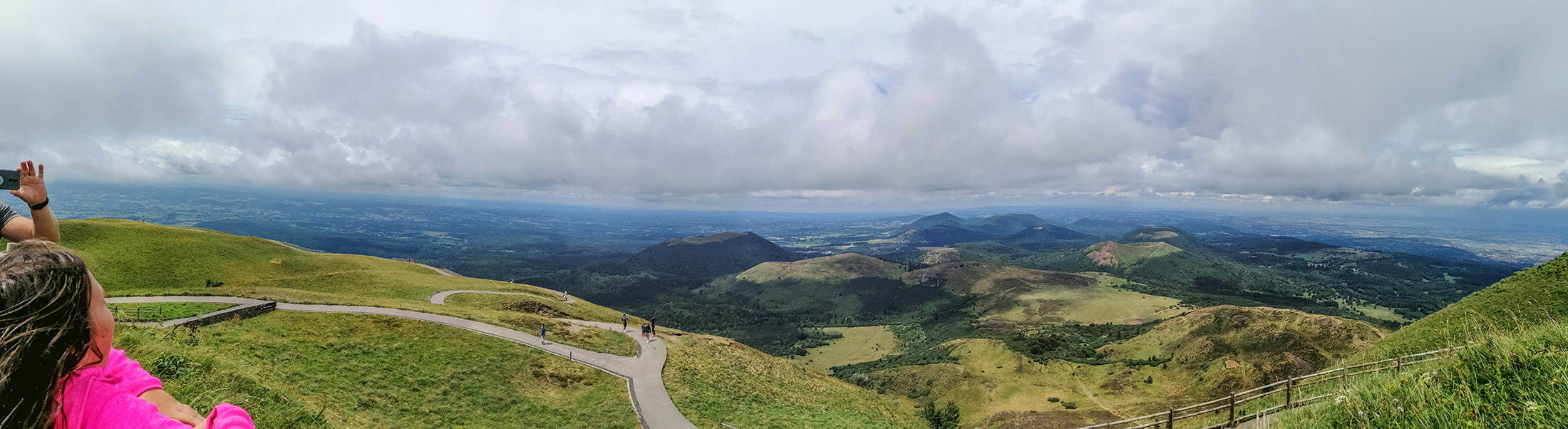 In der Auvergne. Foto: Renée Pausch