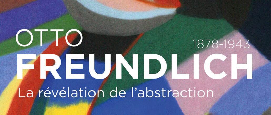 Otto FREUNDLICH (1878-1943) Composition, 1919 Pastel sur papier 68 × 52 cm Musée de Pontoise, Donation Freundlich © Musée de Pontoise