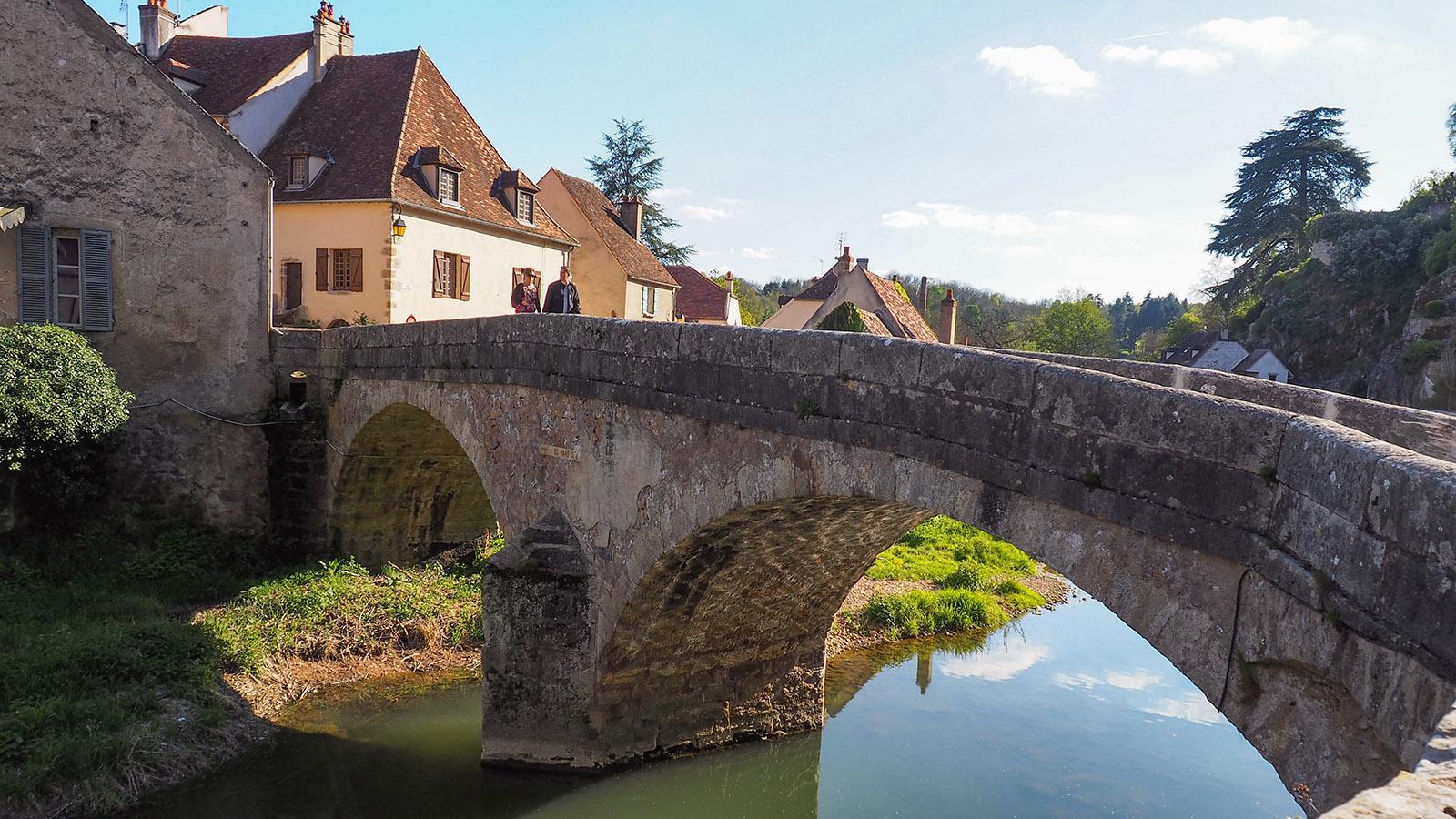 Pont Pinard. Foto: Werner Münzel