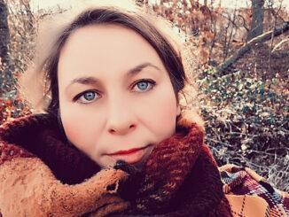Renée Pausch, 2019 im Elsass. Foto: privat