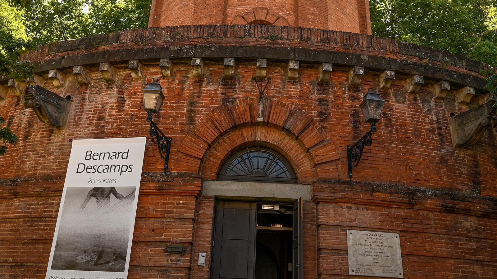 Toulouse: Die Fotogalerie im Wasserturm ist die älteste Frankreichs. Foto: Hilke Maunder