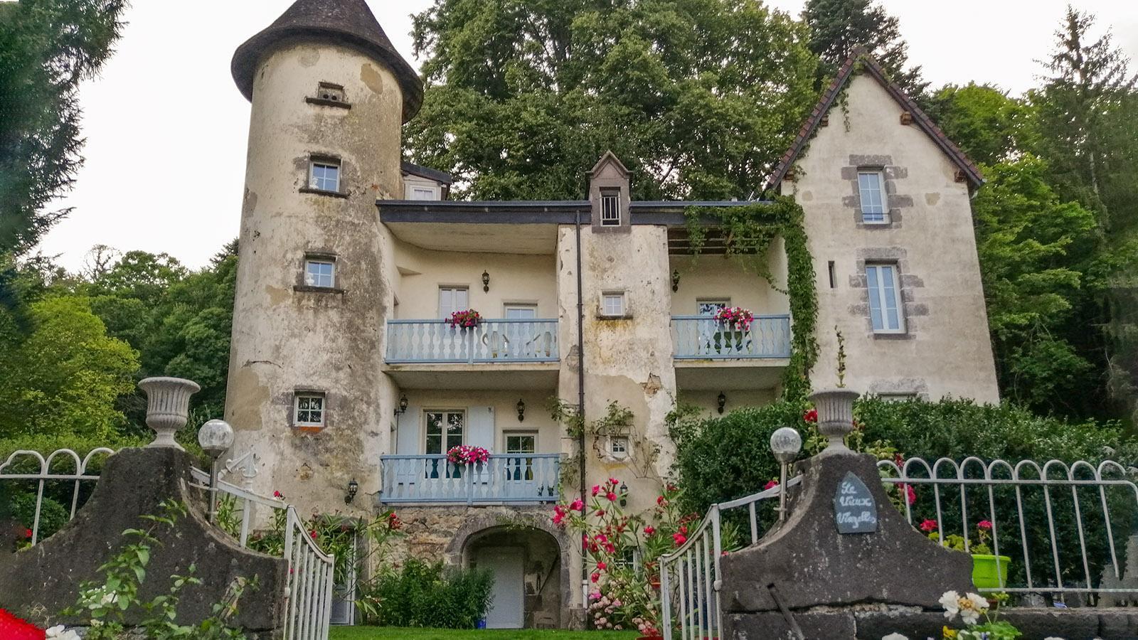 Französische Villa. Foto: Foto: Renée Pausch