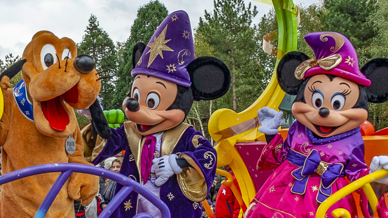 Disneyland Paris. Foto: Hilke Maunder