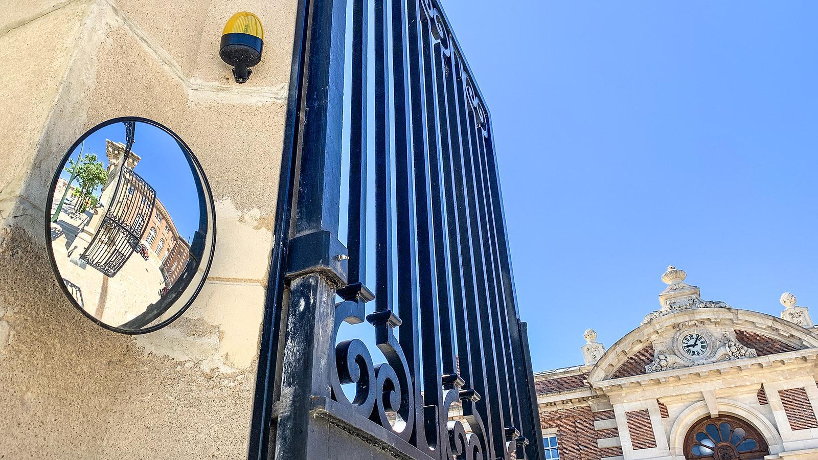 Épernay: Avenue de Champagne. Foto: Hilke Maunder