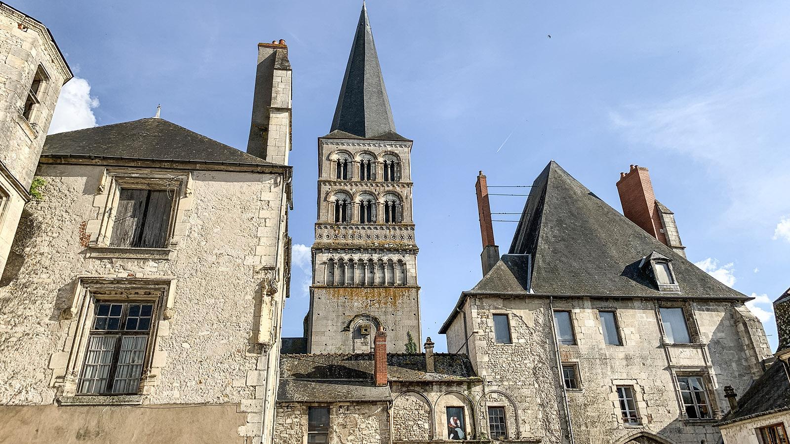 La Charité-sur-Loire: Notre-Dame. Foto: Hilke Maunder