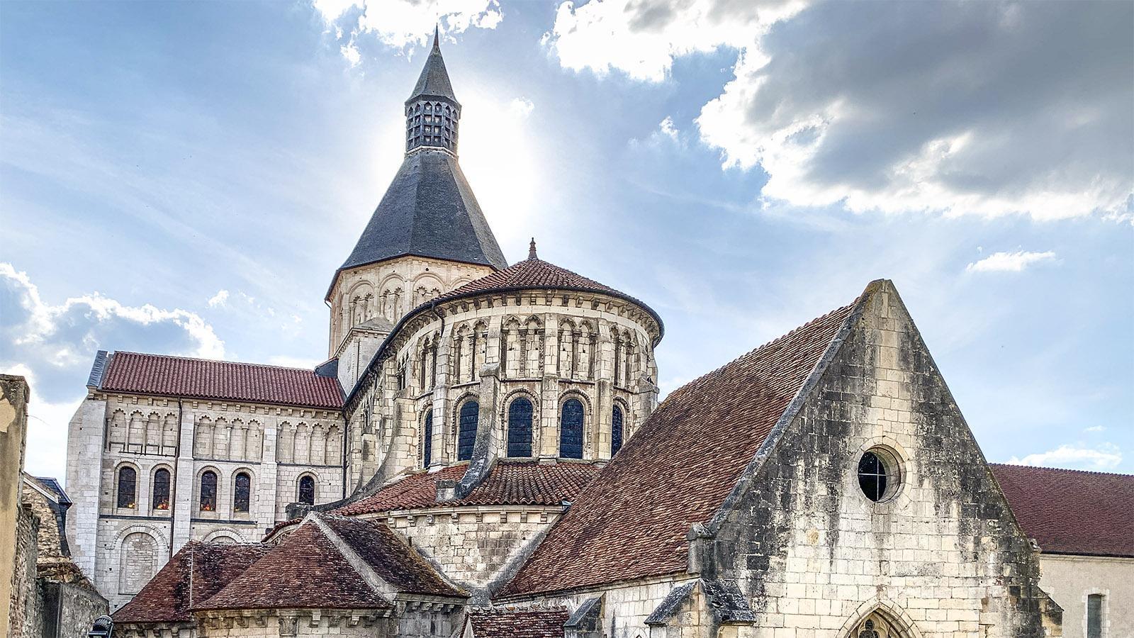 La Charité. Notre-Dame. Foto:: Hilke Maunder
