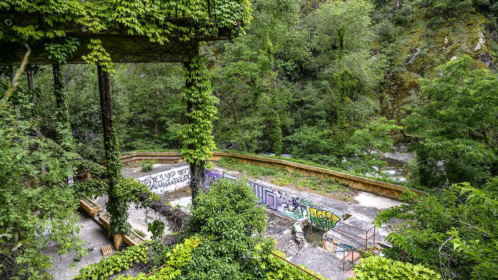 Bains de Thuès. Foto: Hilke Maunder