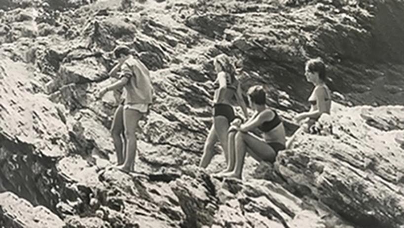 Der letzte Schrei 1962: der Bikini. Foto: Brita Beate Link