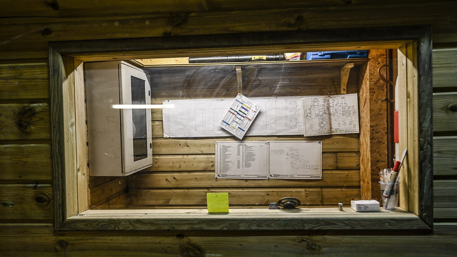 Artouste-Kraftwerk. Foto: Hilke Maunder