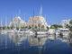 Am Hafen von La Grande Motte. Foto: Hilke Maunder
