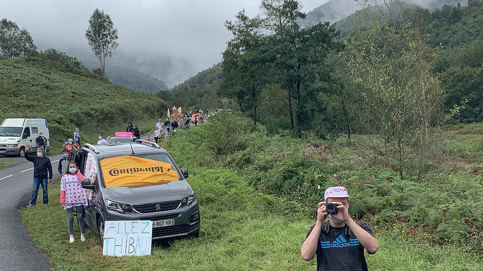Tour de France. Foto: Hilke Maunder