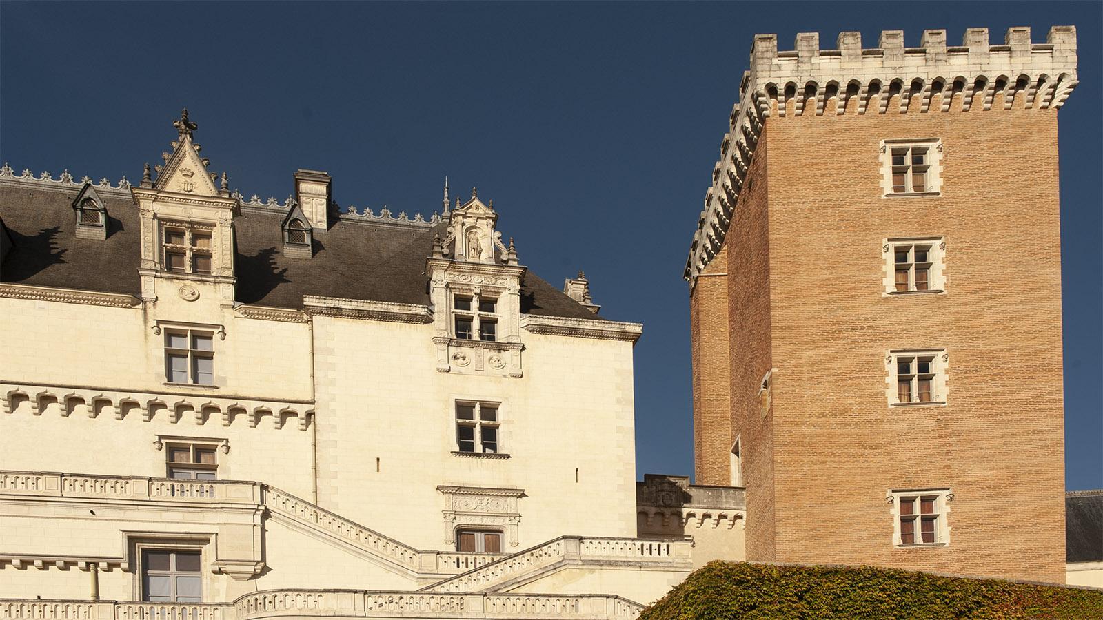 Das Schloss von Pau. Foto: Hilke Maunder
