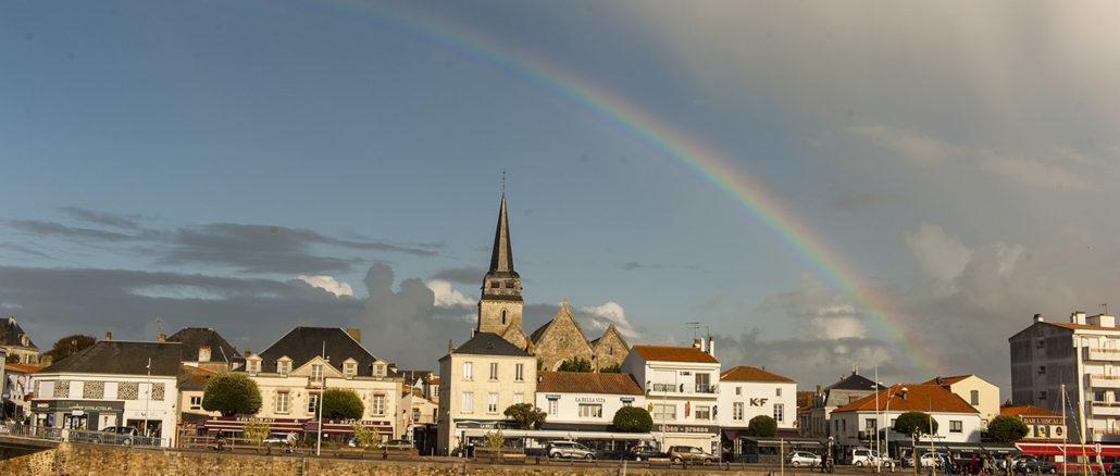 Hauptstadt der Sardine: Saint-Gilles an der Vie. Foto: Hilke Maunder