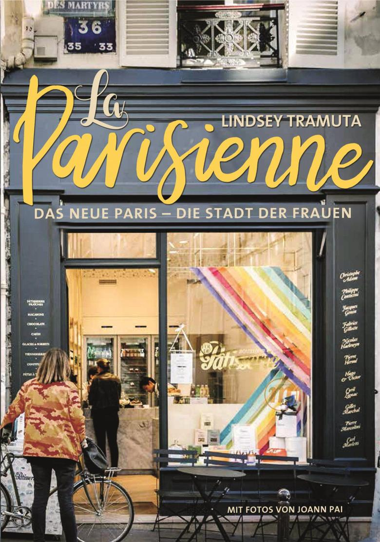 Lindsey Tramuta: La Parisienne