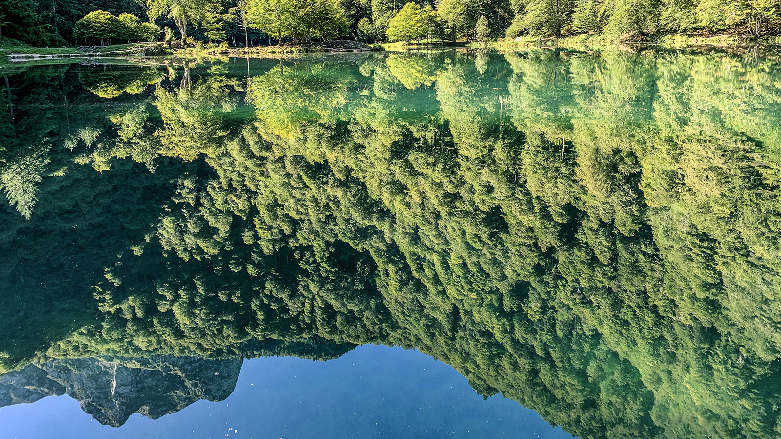 Lac de Bethmale. Foto: Hilke Maunder