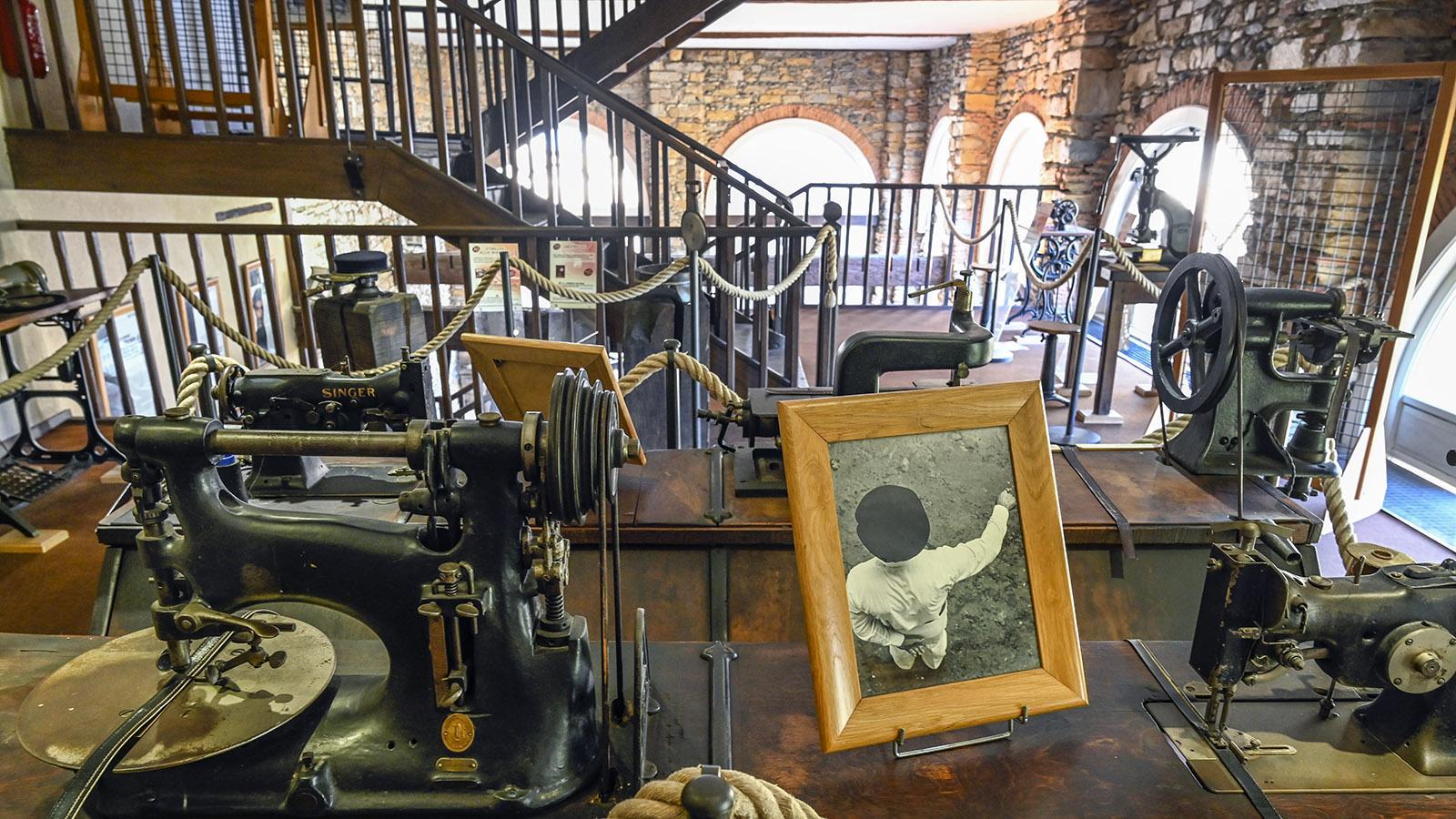 Weltweit einzigartig: das Musée du Béret in Nay. Foto: Hilke Maunder