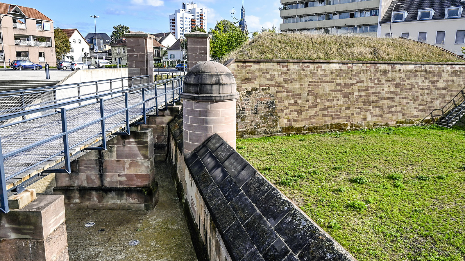Bastion Saarlouis