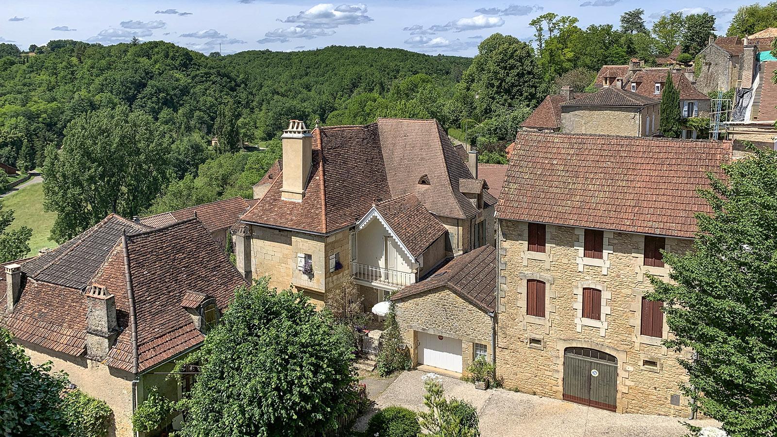 Unser Dorf. Foto: Kerstin Gorges
