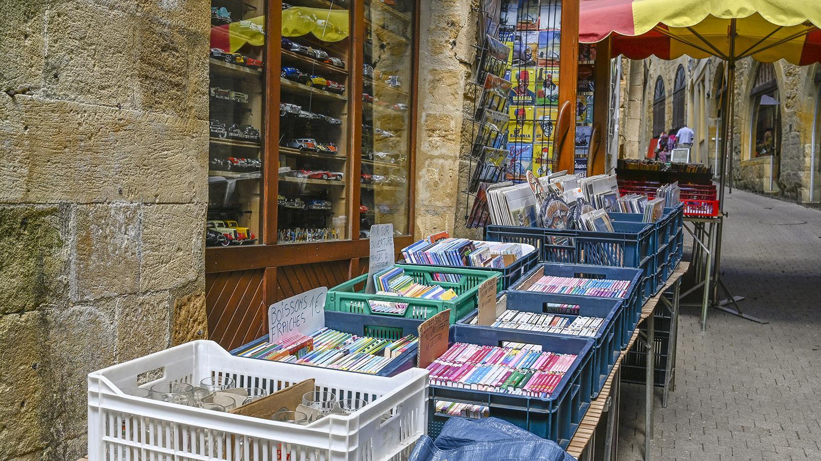 Gourdon im Quercy. Foto: Hilke Maunder