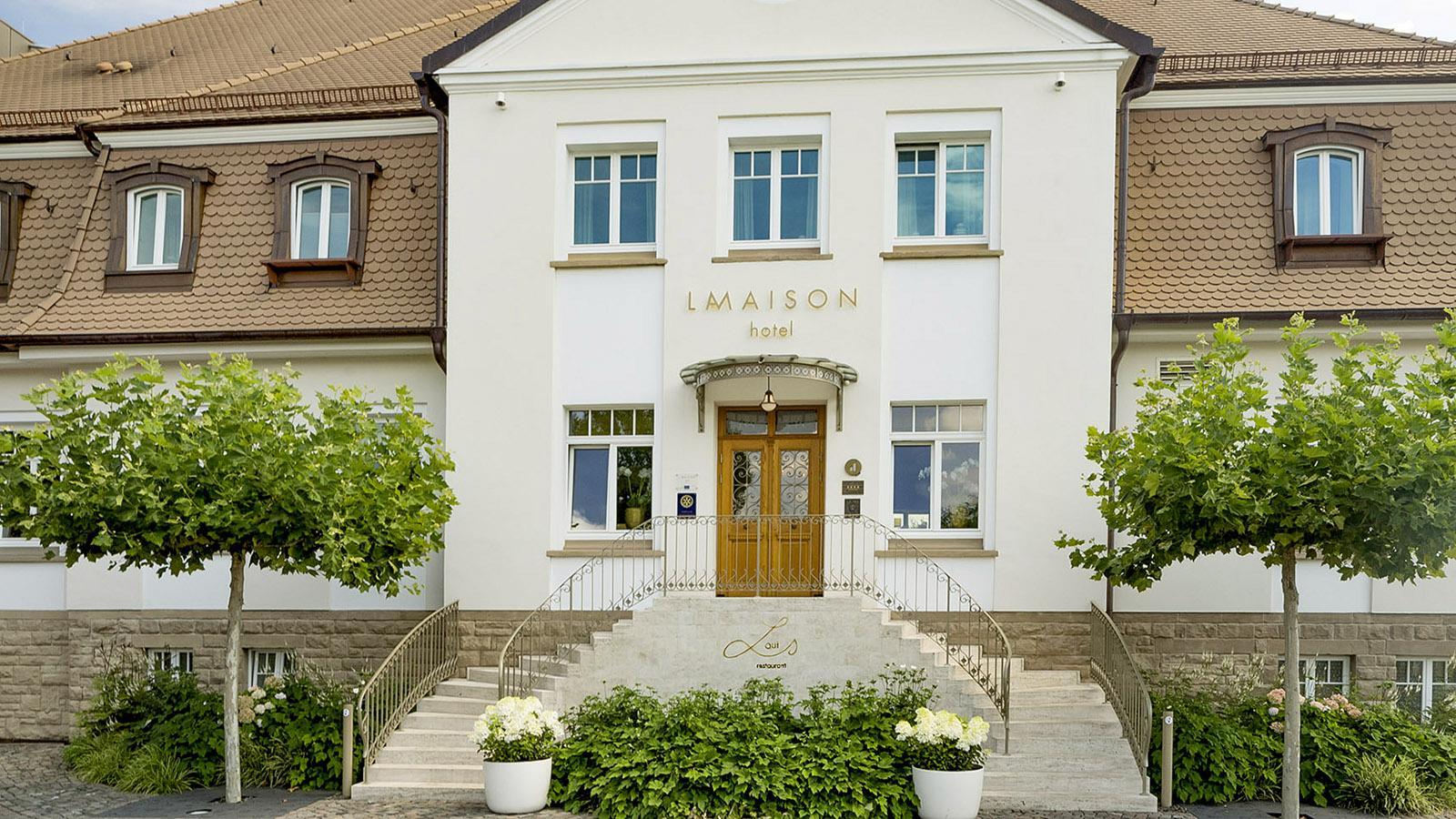 La Maison. Foto: Pressebild, Stromberger PR. Fotograf: Dirk Meyer