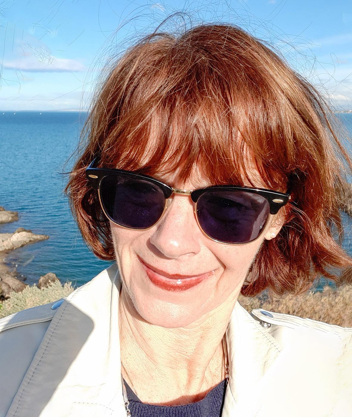 Katharina Kehmer im November 2019. Foto: privat