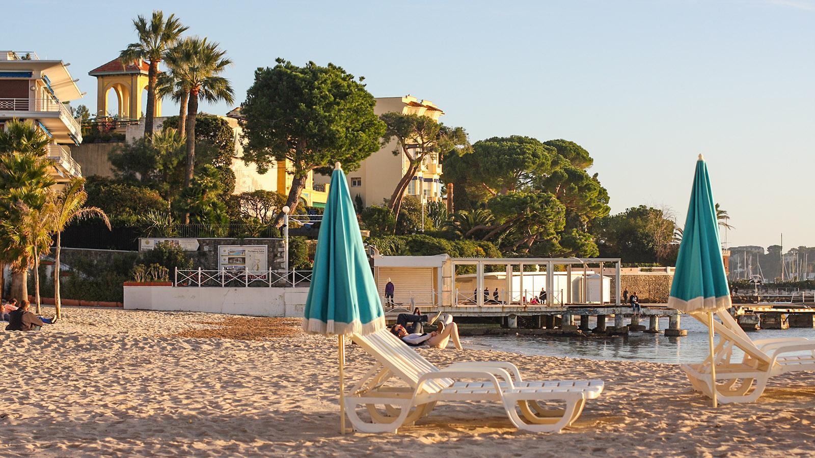 An der Côte d'Azur. Foto: Renate Hasenfratz