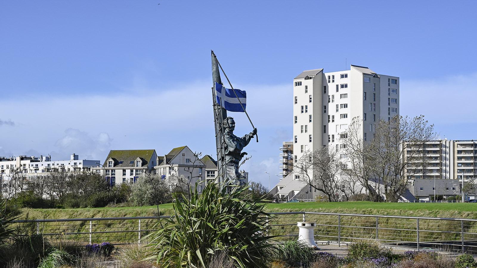 Calais. Foto: Hilke Maunder