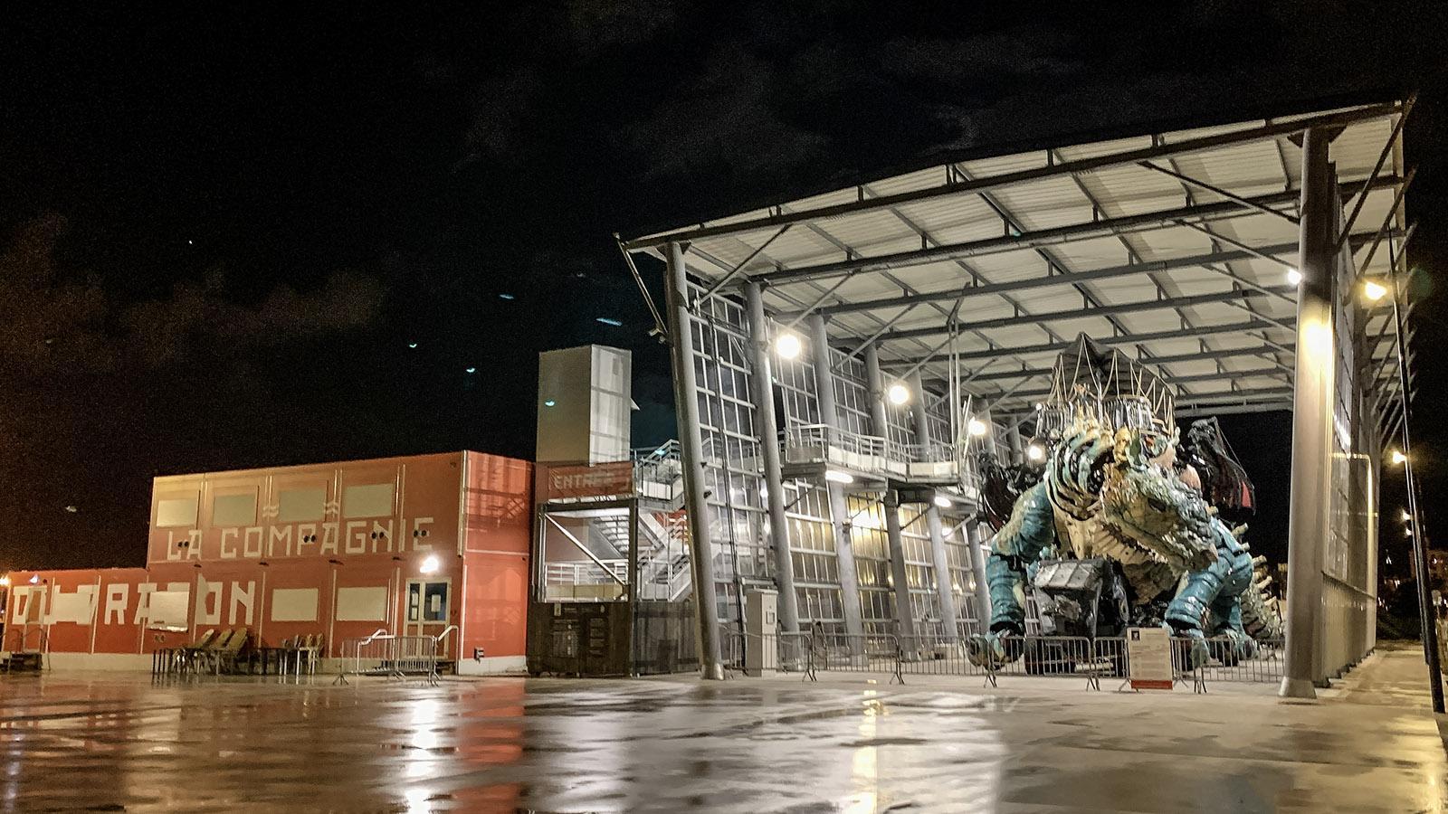 La Compagnie du Dragon de Calais. Foto: Hilke Maunder
