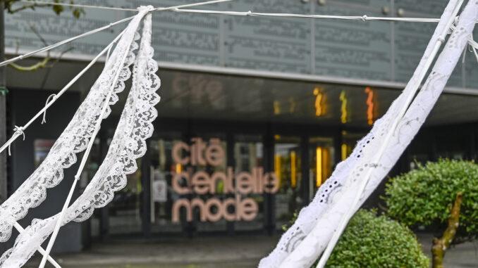 Die Cité de la Dentelle et de la Mode von Calais. Foto: Hilke Maunder