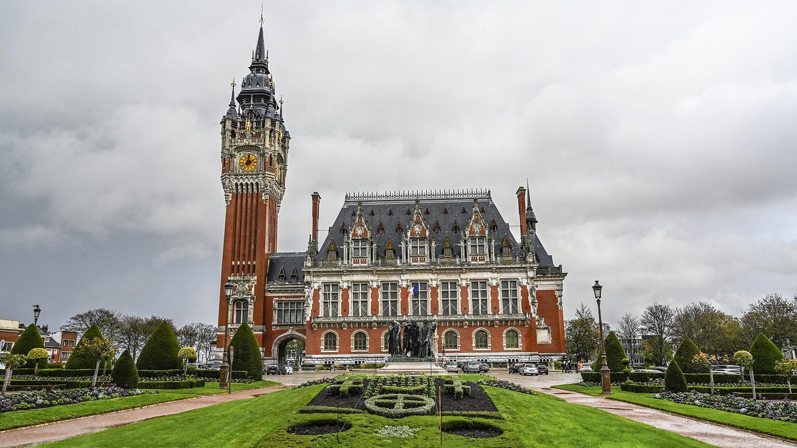 Das Rathaus von Calais. Foto: Hilke Maunder