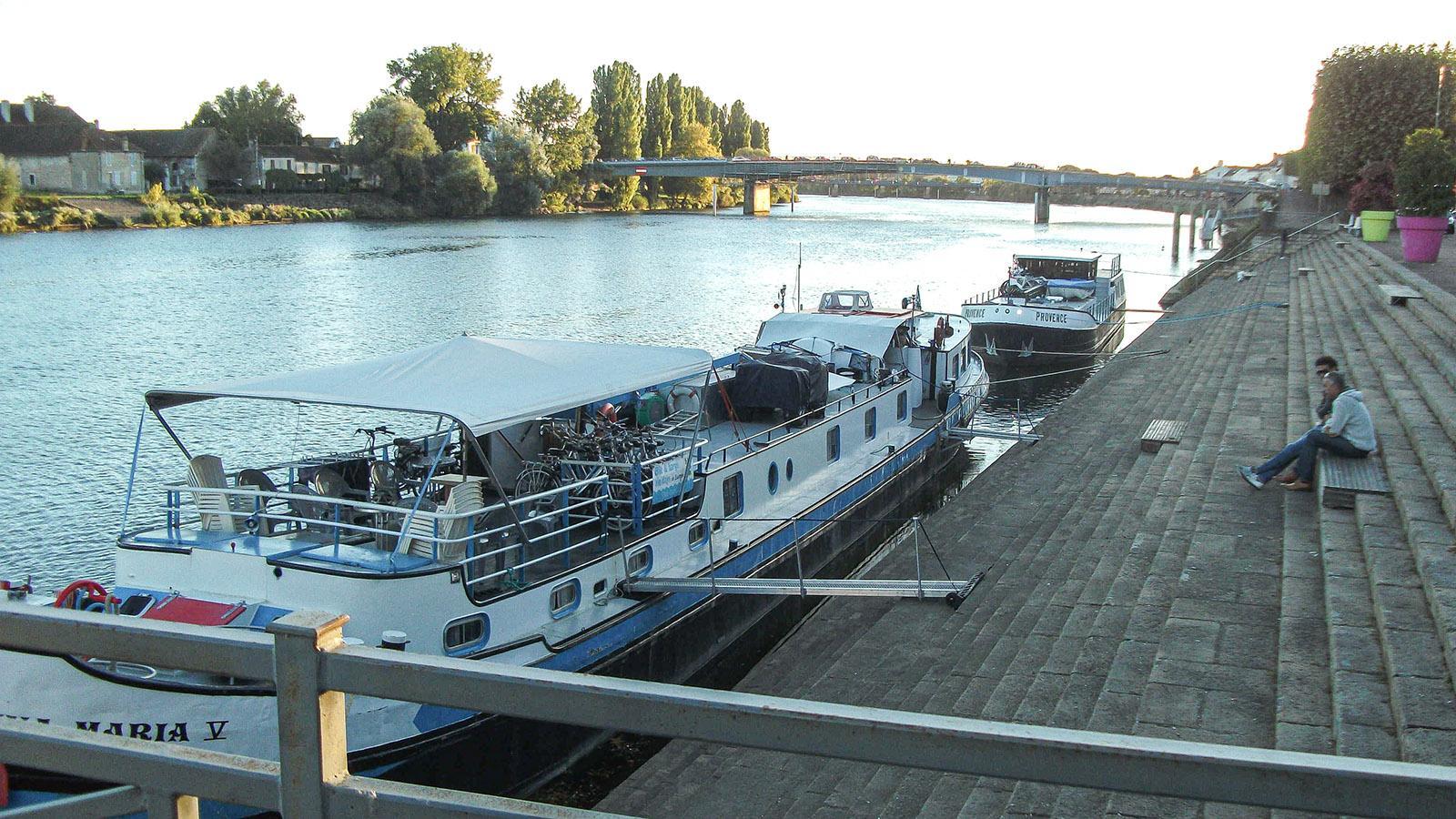 Chalon-sur Saône. Foto: Sven-Uwe Schulteis