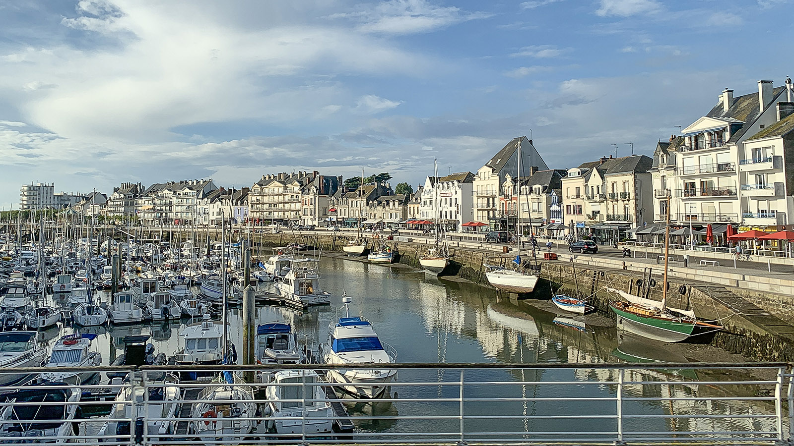 Der Hafen von La Baule-Le Pouliguen. Foto: Hilke Maunder