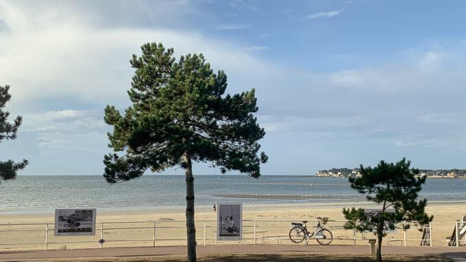 Der Strand von La Baule. Foto: Hilke Maunder