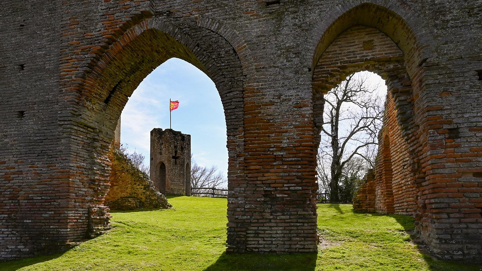 Tarn: Château Cayla. Foto: Hilke Maunder