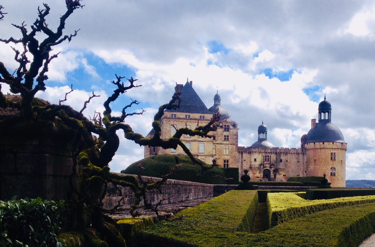 Das Schloss von Hautefort. Foto: Ute Neufeldt-Nehe