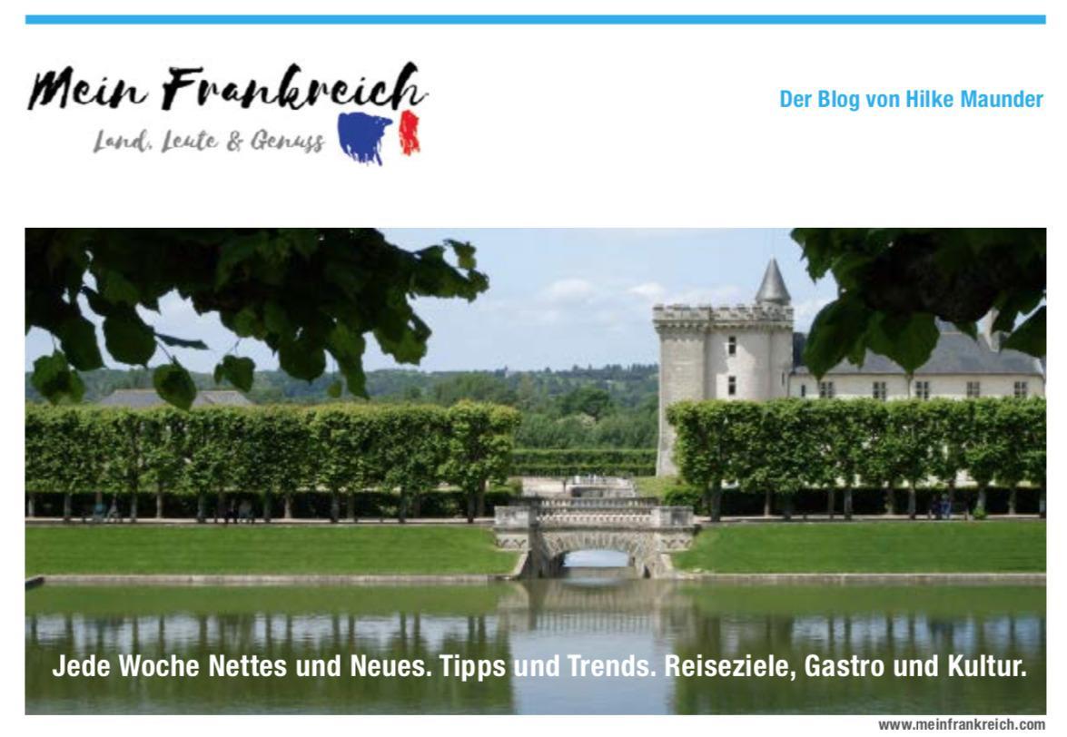 Mein Frankreich Mediakit