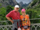 Mit Mike, gefühlt seit 1000 Jahren mein Ehemannn. Foto: privat
