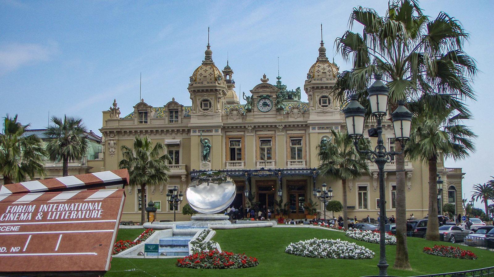 Das Kasino von Monte Carlo. Foto: Hilke Maunder
