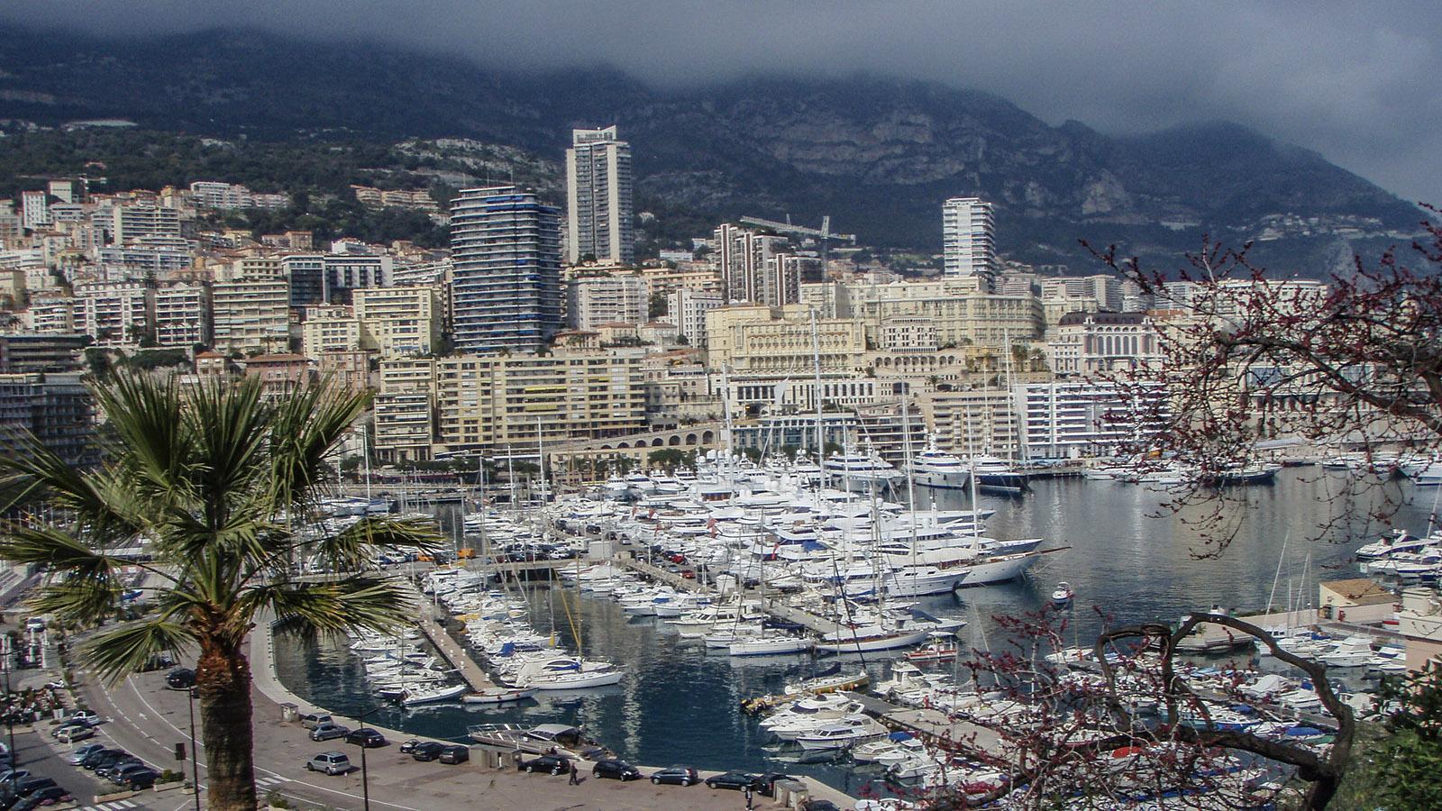 Der Jachhafen von Monte Carlo. Foto: Hilke Maunder
