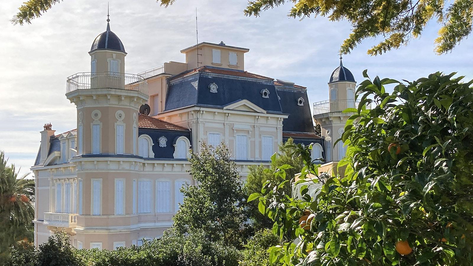 Sainte-Maxime: La Tourette. Foto: Walter Kellner