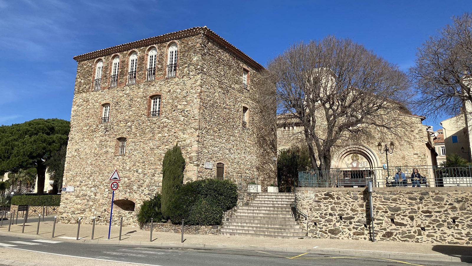 Sainte-Maxime: die tour carrée