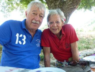 Barbara und Uli Luipold. Foto: privat