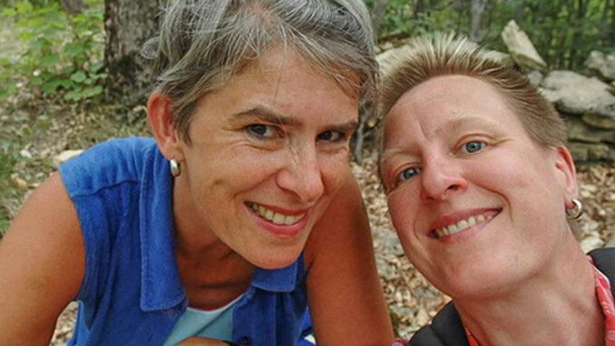 Eva Klock und Anke Feja. Foto: Anke Feja