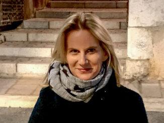 Corinna Fuhrmann, mit Künstlernamen Lucy van Kuhl. Foto: privat
